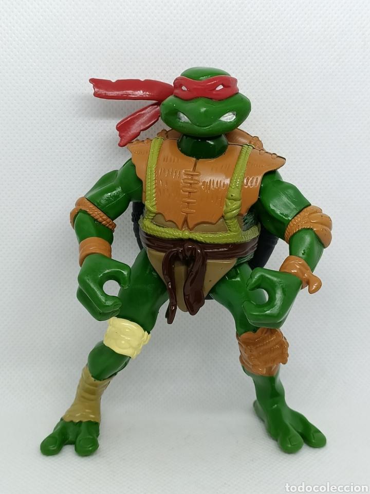 RAPHAEL TORTUGA NINJA (Juguetes - Figuras de Acción - Tortugas Ninja)