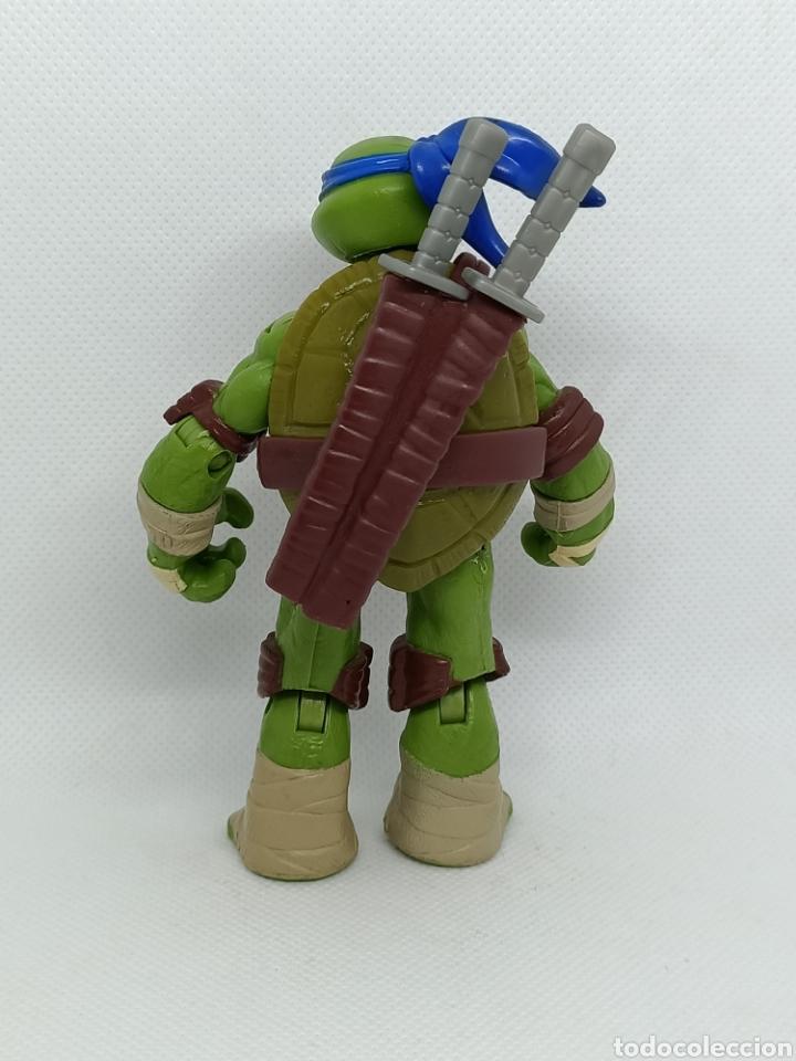 Figuras y Muñecos Tortugas Ninja: LEONARDO TORTUGA NINJA - Foto 2 - 194970731