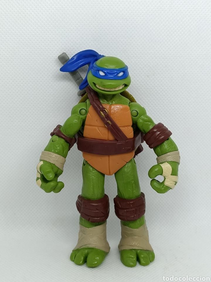LEONARDO TORTUGA NINJA (Juguetes - Figuras de Acción - Tortugas Ninja)