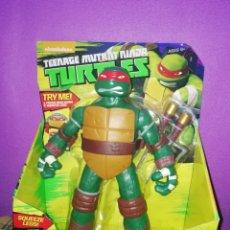 Figuras y Muñecos Tortugas Ninja: TORTUGA NINJA TEENAGE MUTANT. Lote 195046315
