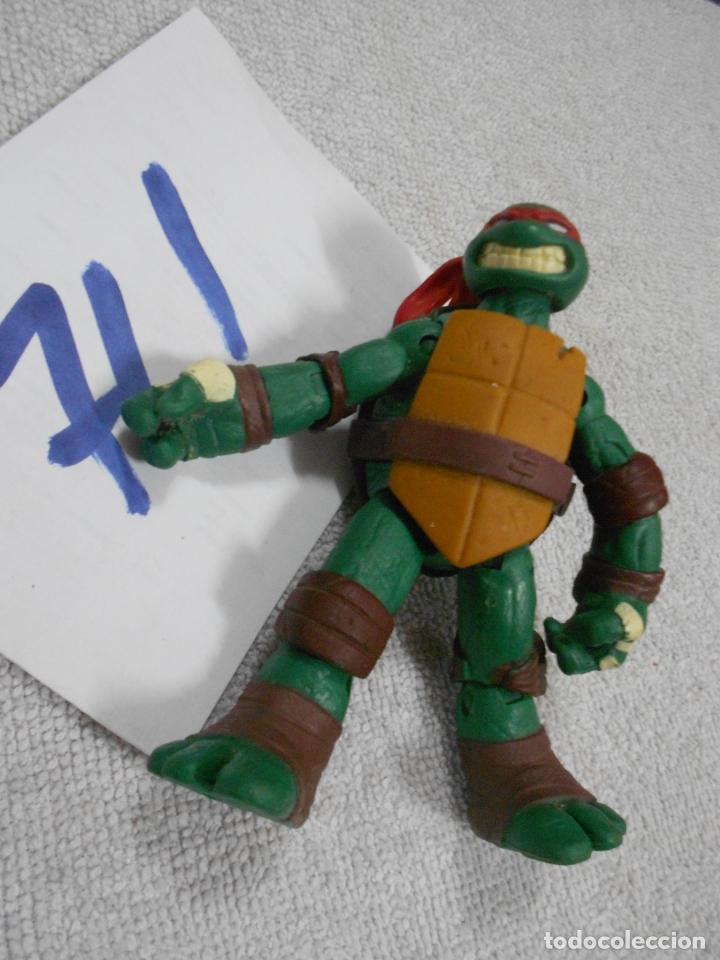 FIGURA DE ACCION TORTUGA NINJA (Juguetes - Figuras de Acción - Tortugas Ninja)