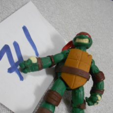 Figuras y Muñecos Tortugas Ninja: FIGURA DE ACCION TORTUGA NINJA . Lote 195208202