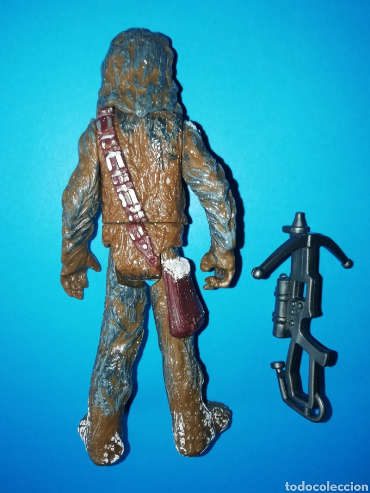 Figuras y Muñecos Tortugas Ninja: Star Wars figura Chewbacca Hoth - Foto 2 - 195215996