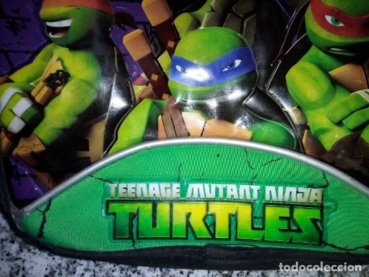Figuras y Muñecos Tortugas Ninja: Cartera infantil TMNT Pequeña mochila Tortugas Ninja This is Epic Teenage Mutant Ninja Turtles - Foto 5 - 195288208