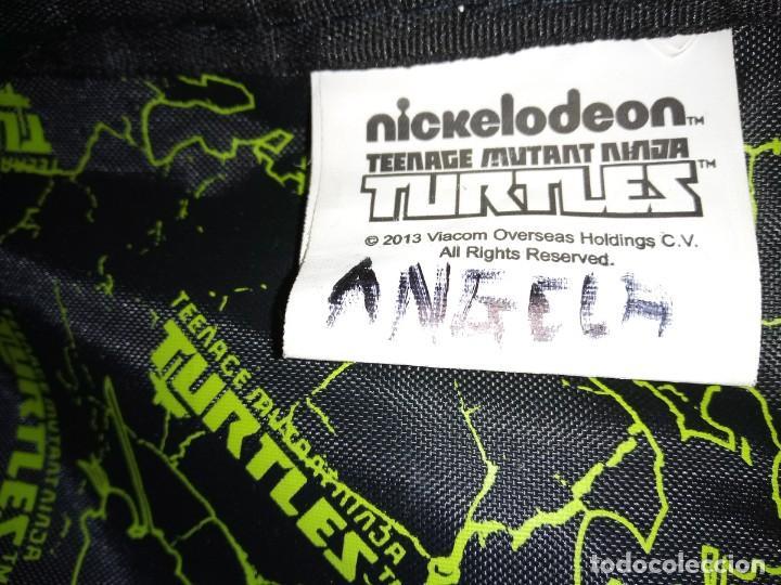 Figuras y Muñecos Tortugas Ninja: Cartera infantil TMNT Pequeña mochila Tortugas Ninja This is Epic Teenage Mutant Ninja Turtles - Foto 6 - 195288208