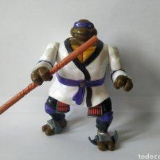 Figuras y Muñecos Tortugas Ninja: TORTUGAS NINJA DONATELLO SAMURAI 1993 MIRAGE STUDIOS PLAYMATES TOYS. Lote 195469825