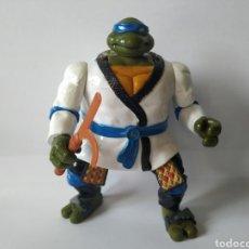 Figuras y Muñecos Tortugas Ninja: TORTUGAS NINJA LEONARDO SAMURAI 1993 MIRAGE STUDIOS PLAYMATES TOYS. Lote 195470012