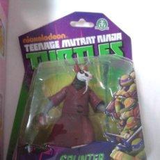 Figuras y Muñecos Tortugas Ninja: SPLINTER. GIOCHI PREZIOSSI. TORTUGAS NINJA FIGURA, 14 CM. PRECINTADO. Lote 195512337