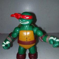 Figuras y Muñecos Tortugas Ninja: TORTUGA NINJA RAPHAEL. Lote 195743368