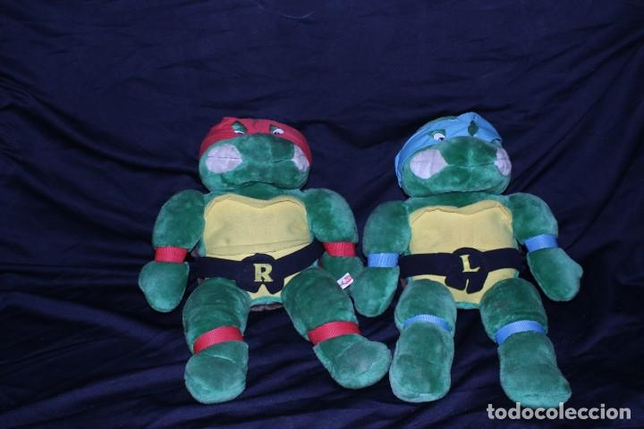 PELUCHES AÑOS 90 TORTUGAS NINJA 55CM X 35 (Juguetes - Figuras de Acción - Tortugas Ninja)