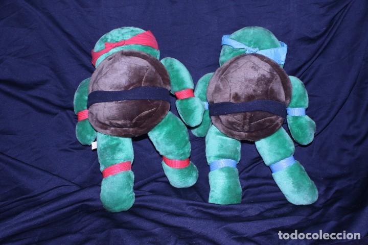 Figuras y Muñecos Tortugas Ninja: peluches años 90 tortugas ninja 55cm x 35 - Foto 2 - 195927975