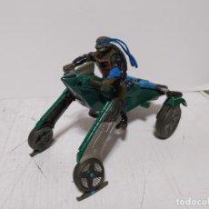 Figuras y Muñecos Tortugas Ninja: MOTO JET MIRAGE STUDIOS 2006 TORTUGAS NINJA. Lote 196371140