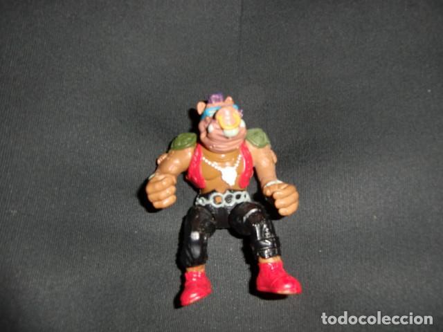 BEBOP TORTUGAS NINJA. MIRAGE STUDIOS 1988. FIGURA DE ACCIÓN ARTICULADA. (Juguetes - Figuras de Acción - Tortugas Ninja)