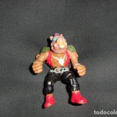 Figuras y Muñecos Tortugas Ninja: BEBOP TORTUGAS NINJA. MIRAGE STUDIOS 1988. FIGURA DE ACCIÓN ARTICULADA.. Lote 196388091