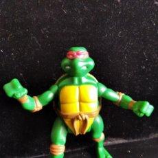 Figuras y Muñecos Tortugas Ninja: RAPHAEL - LAS TORTUGAS NINJA - FIGURA CON ACCION - 2005 MIRAGE MCDONALDS -. Lote 196953012