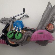 Figuras y Muñecos Tortugas Ninja: MOTO DE LA SERIE TORTUGAS NINJA. Lote 198651961