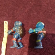 Figuras y Muñecos Tortugas Ninja: PINZAS DE TORTUGAS NINJA ANTIGUAS. Lote 198668838