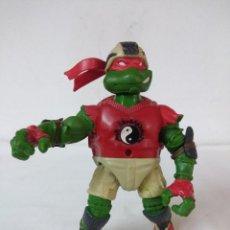 Figuras y Muñecos Tortugas Ninja: FIGURA ARTICULADA SERIE/TORTUGAS NINJA BANDAI.. Lote 198728532