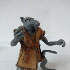 Figuras y Muñecos Tortugas Ninja: FIGURA SPLINTER MAESTRO ASTILLA/TORTUGAS NINJA BANDAI.. Lote 198729025