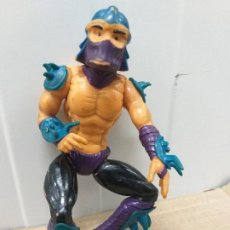 Figuras y Muñecos Tortugas Ninja: FIGURA DE ACCION TORTUGAS NINJA SHREDDER VINTAGE AÑOS 90. Lote 198902068