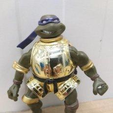 Figuras y Muñecos Tortugas Ninja: FIGURA DE ACCION TORTUGAS NINJA DONATTELO CON ARMADURA. Lote 198903060