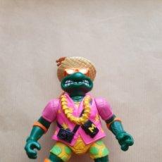 Figuras y Muñecos Tortugas Ninja: TORTUGAS NINJA HAWAIANO. Lote 199638222