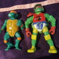 Figuras y Muñecos Tortugas Ninja: LOTE TORTUGA NINJA. Lote 199776227