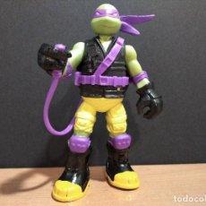 Figuras y Muñecos Tortugas Ninja: FIGURA TORTUGAS NINJAS DONATELLO MUTAGEN OOZE-12CM APROX.-VIACOM-2012-VER FOTOS-V1. Lote 200032740