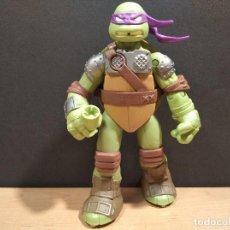 Figuras y Muñecos Tortugas Ninja: FIGURA TORTUGAS NINJAS DONATELO-15CM APROX.-VIACOM-2012-VER FOTOS-V1. Lote 200039150