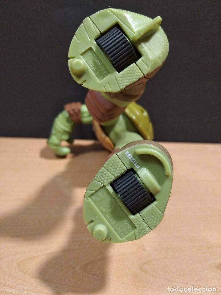 Figuras y Muñecos Tortugas Ninja: FIGURA TORTUGAS NINJAS DONATELO-15cm aprox.-VIACOM-2012-VER FOTOS-V1 - Foto 7 - 200039150