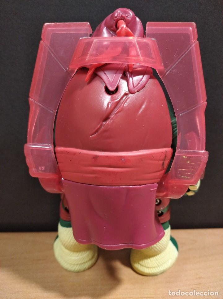 Figuras y Muñecos Tortugas Ninja: FIGURA TORTUGAS NINJAS RAFAEL THROW N BATTLE-15cm aprox.-VIACOM-2013-VER FOTOS-V1 - Foto 4 - 200039851