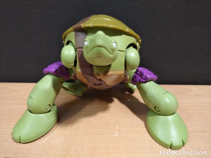 Figuras y Muñecos Tortugas Ninja: FIGURA TORTUGAS NINJAS DONATELO MUTATIONS-14cm aprox.-VIACOM PLAYMATES-2014-VER FOTOS-V1 - Foto 6 - 200048936