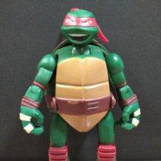 Figuras y Muñecos Tortugas Ninja: FIGURA TORTUGAS NINJAS RAFAEL MUTATIONS-14CM APROX.-VIACOM PLAYMATES-2014-VER FOTOS-V1. Lote 200049156