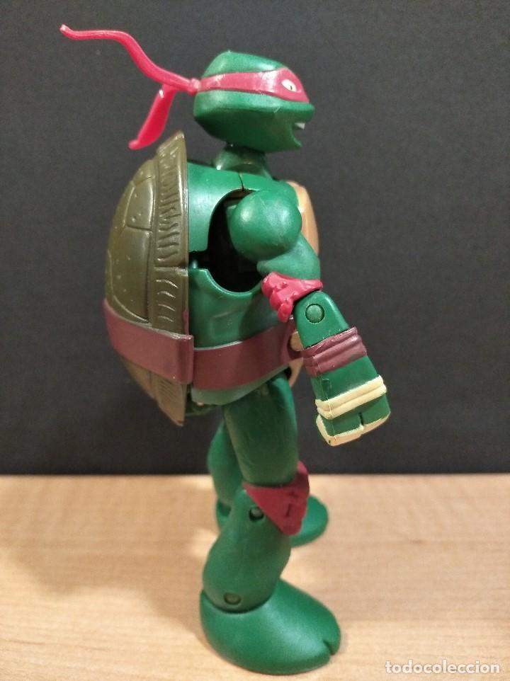 Figuras y Muñecos Tortugas Ninja: FIGURA TORTUGAS NINJAS RAFAEL MUTATIONS-14cm aprox.-VIACOM PLAYMATES-2014-VER FOTOS-V1 - Foto 3 - 200049156