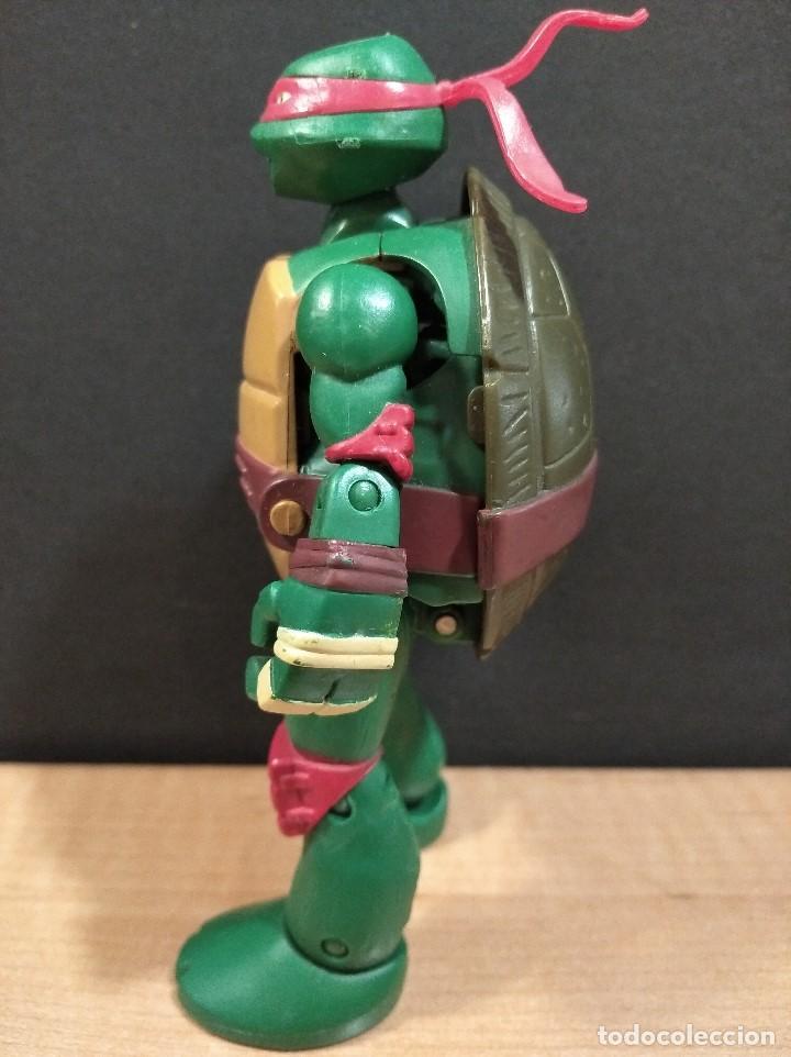 Figuras y Muñecos Tortugas Ninja: FIGURA TORTUGAS NINJAS RAFAEL MUTATIONS-14cm aprox.-VIACOM PLAYMATES-2014-VER FOTOS-V1 - Foto 5 - 200049156