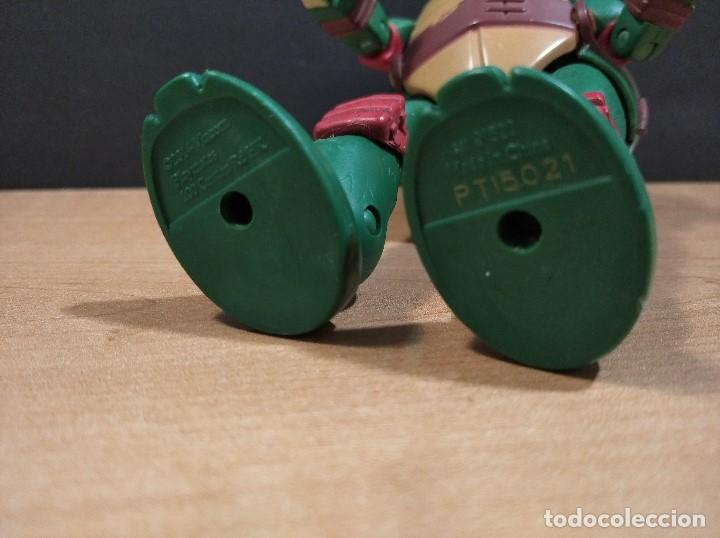 Figuras y Muñecos Tortugas Ninja: FIGURA TORTUGAS NINJAS RAFAEL MUTATIONS-14cm aprox.-VIACOM PLAYMATES-2014-VER FOTOS-V1 - Foto 6 - 200049156