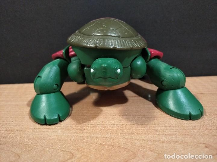 Figuras y Muñecos Tortugas Ninja: FIGURA TORTUGAS NINJAS RAFAEL MUTATIONS-14cm aprox.-VIACOM PLAYMATES-2014-VER FOTOS-V1 - Foto 7 - 200049156