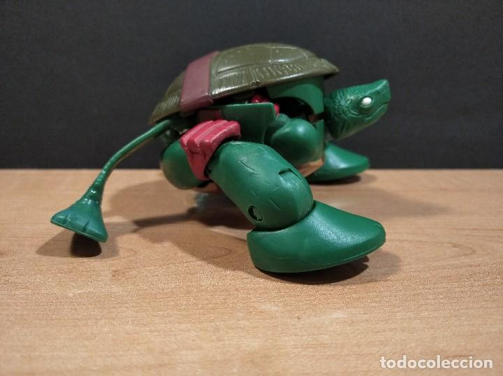 Figuras y Muñecos Tortugas Ninja: FIGURA TORTUGAS NINJAS RAFAEL MUTATIONS-14cm aprox.-VIACOM PLAYMATES-2014-VER FOTOS-V1 - Foto 8 - 200049156