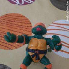 Figuras y Muñecos Tortugas Ninja: MICHELANGELO WACKY ACTIONS. Lote 201180626