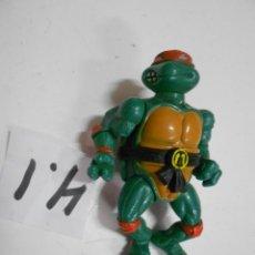 Figuras y Muñecos Tortugas Ninja: ANTIGUA FIGURA NINJA. Lote 202607247