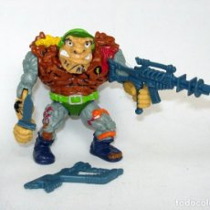 Figuras e Bonecos Tartarugas Ninja: TORTUGAS NINJA GENERAL TRAAG PLAYMATES TOYS 1989 NINJA TURTLES FIGURA DE ACCIÓN. Lote 203188310