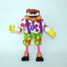 Figuras y Muñecos Tortugas Ninja: TORTUGAS NINJA PAYASO PLAYMATES TOYS 1992 NINJA TURTLES FIGURA DE ACCIÓN. Lote 203628835