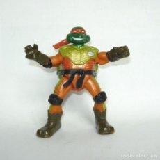 Figuras y Muñecos Tortugas Ninja: TORTUGAS NINJA MICHELANGELO PLAYMATES TOYS 2005 NINJA TURTLES FIGURA DE ACCIÓN. Lote 204306957