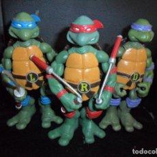 Figuras e Bonecos Tartarugas Ninja: LAS TORTUGAS NINJA DEL COMIC NECA- COLECCION DE 5 FIGURAS - TMNT CHINAS, BOOTLEG ALISPRES. Lote 204312972