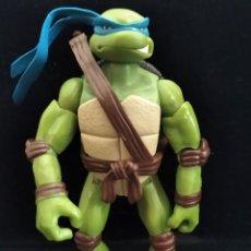 Figuras e Bonecos Tartarugas Ninja: LEONARDO 16CM- TORTUGAS NINJA LA PELICULA - PLAYMATES 2006 -. Lote 204681905