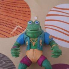 Figuras y Muñecos Tortugas Ninja: GENGIS FROG. Lote 204759313