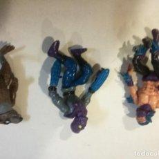 Figurines et Jouets Tortues Ninja: LOTE TORTUGAS NINJA MUÑECOS DE ACCION ANTIGUOS MUÑECO TOY. Lote 204795325