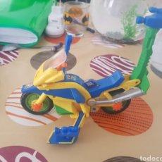 Figuras y Muñecos Tortugas Ninja: MOTO APRIL'ONEALL. Lote 205102346