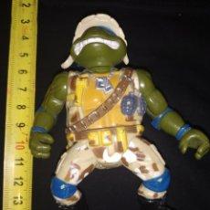 Figuras y Muñecos Tortugas Ninja: TORTUGA NINJA ANTIGUA. Lote 205202760