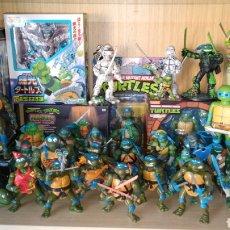 Figuras y Muñecos Tortugas Ninja: GRAN COLECCIÓN TMNT TORTUGAS NINJA LEONARDO. Lote 205248768
